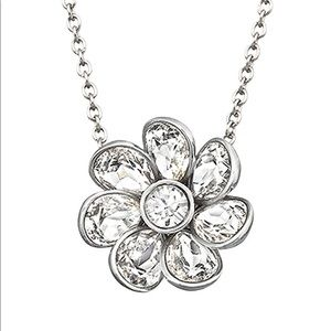 Swarovski Renee Flower Necklace